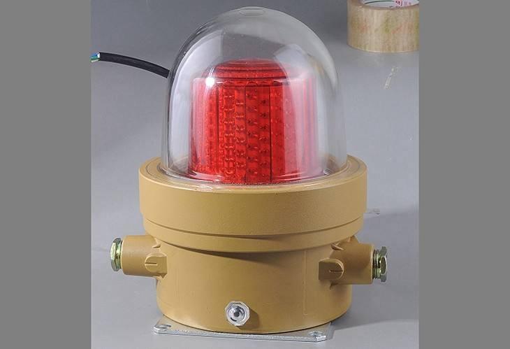 BBJ防爆声光报警器II型120分贝