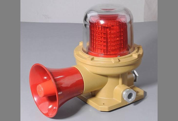 BBJ防爆声光报警器III型180分贝大喇叭