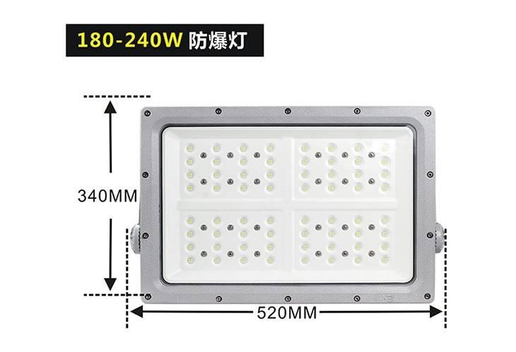 新款BED57LED防爆灯IV型