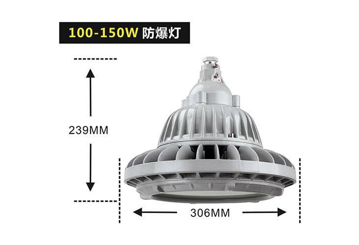 新款BED55LED防爆灯II型