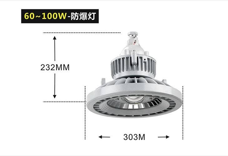 BED53LED防爆灯III型