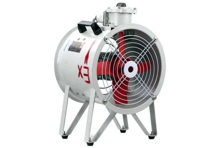 BYDF32系列隔爆型移动式轴流风机