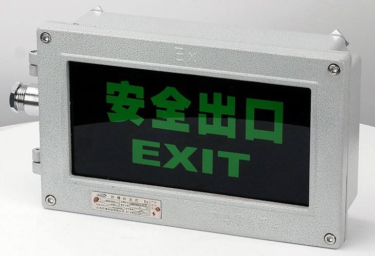 XQL1001/XQL1002防爆双头应急灯