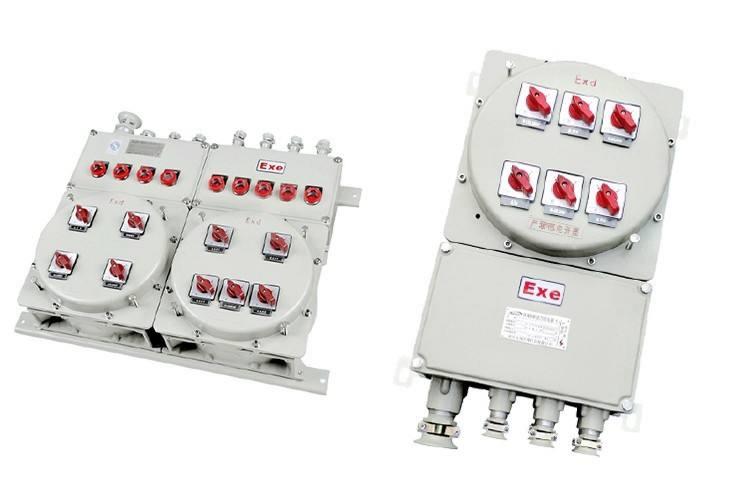 CXM(D)系列防爆照明(动力)配电箱