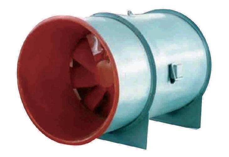 SWF系列防爆低噪声高效(斜流式)通风机