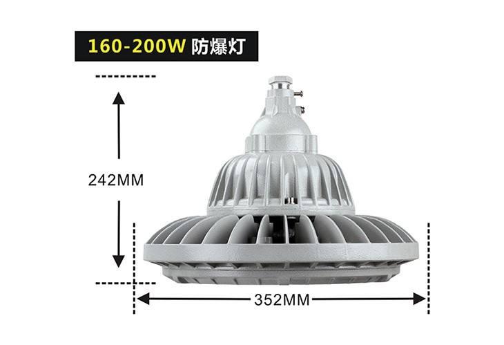 新款大功率LED防爆灯BED55