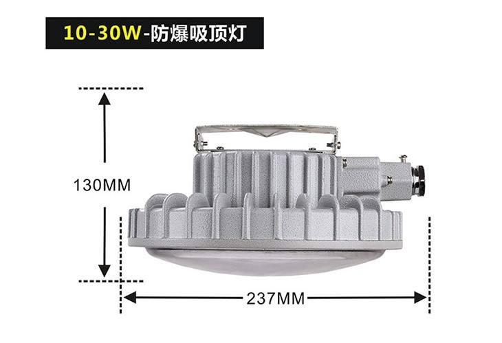 圆形LED防爆灯BED58