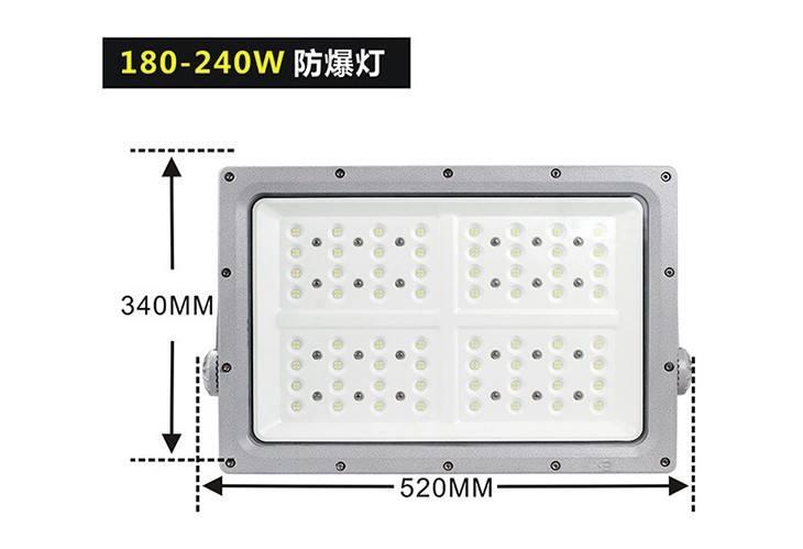 新款加油站LED防爆灯BED57