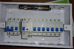 防爆配电箱安装规范图解