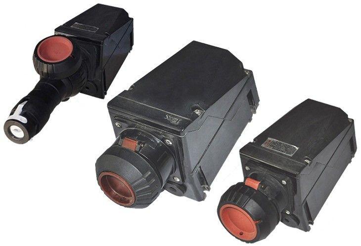 BCZ8030系列防爆防腐插接装置