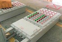 高低压防爆配电箱安装与布线