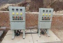 防爆控制箱安装规范