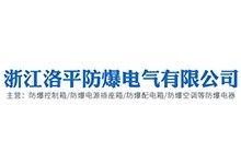 浙江洛平防爆电气有限公司