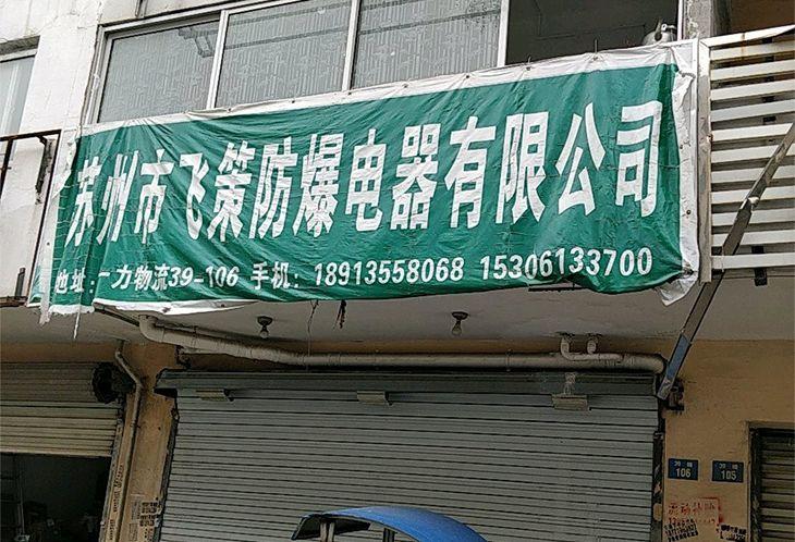 江苏飞策防爆门店
