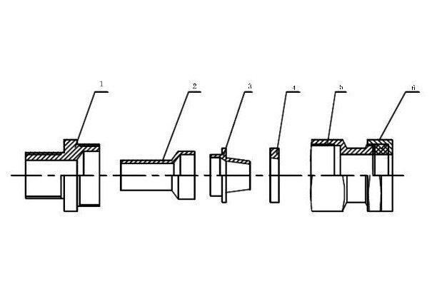 防爆填料函安装步骤图