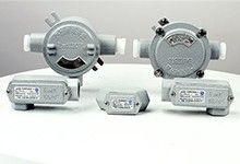 防爆接线盒原理作用和适用范围