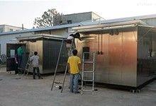 防爆分析小屋维护方案
