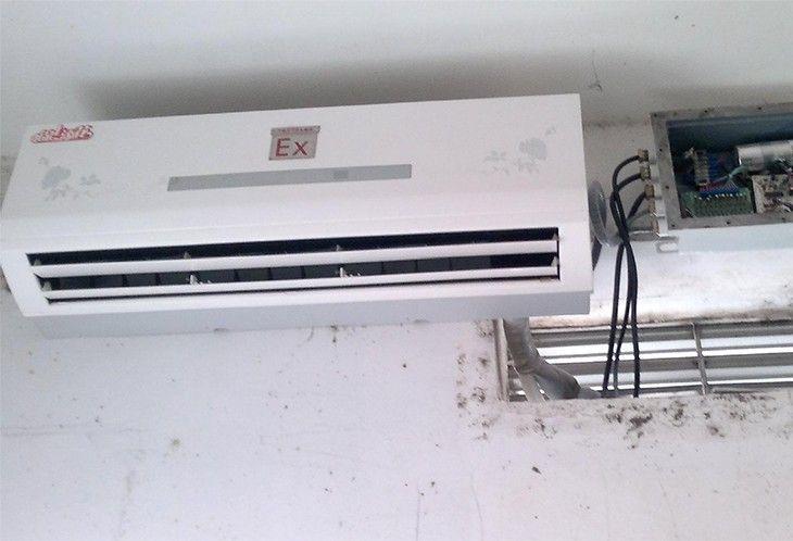 变频防爆空调