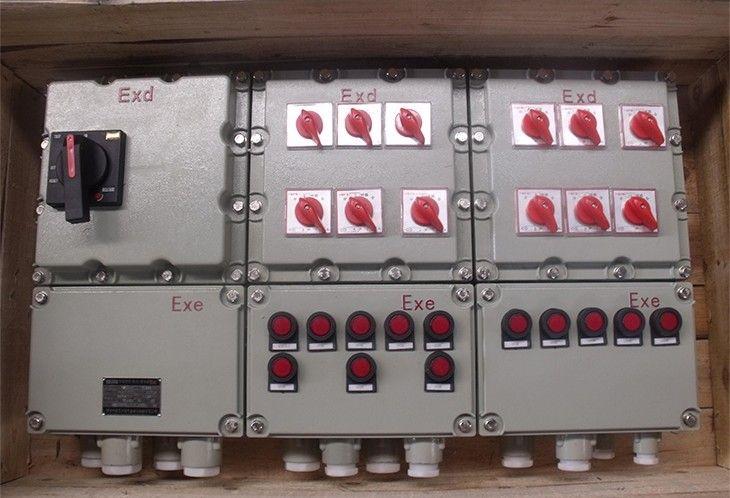 隔爆型电气设备