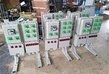 防爆电气设备选型原则