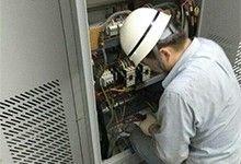 增安型电气设备导线连接