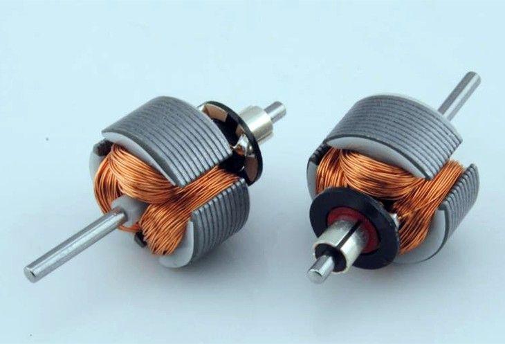 增安型电气设备绕组