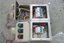 防爆电气设备元器件安装原则