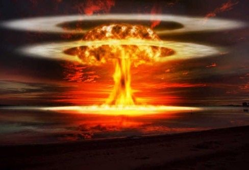 原子弹爆炸
