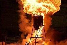 可燃气体爆炸极限