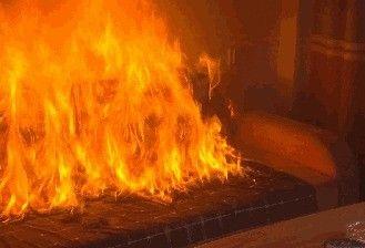 可燃物燃烧