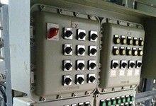 防爆电气设备生产条件