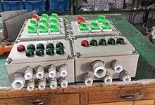防爆电气设备结构工艺性