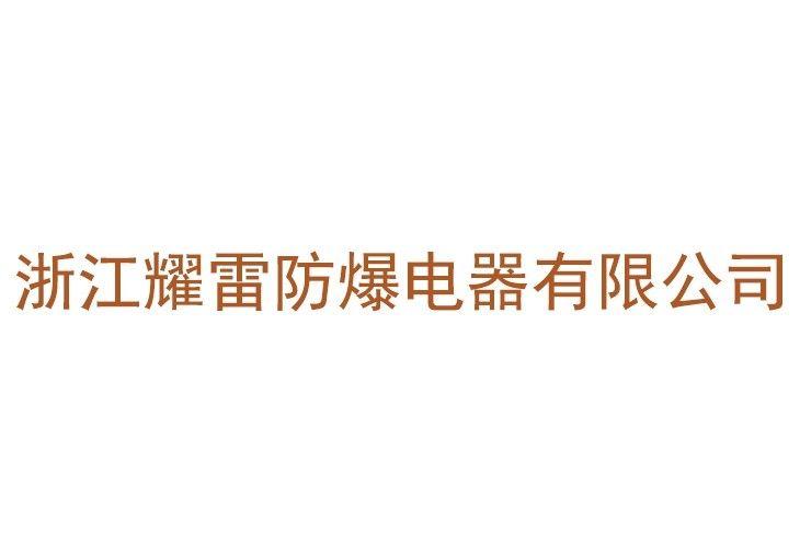 浙江耀雷防爆电器有限公司