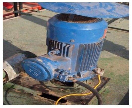 防爆电气设备选型不满足使用环境要求